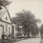 Methodist Church on Court Street, c. 1870