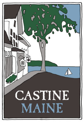 Check out the town website at castine.me.us for more about visiting Castine.