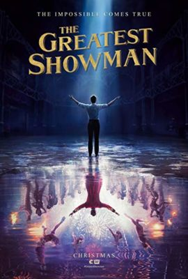 Movie poster for The Greatest Showman