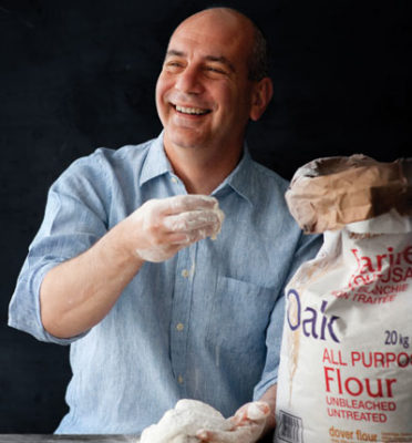 A three-hour bread baking lesson for 4 in the brand new Castine kitchen of Bread Alone author and famous artisanal-bread baker Daniel Leader. Includes your own signed copy of one of his cookbooks. Donated by Dan Leader, https://www.danleader.com/