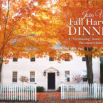 Join us for our Fall Harvest Dinner!