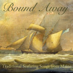The cover of Castlebay's album Bound Away.