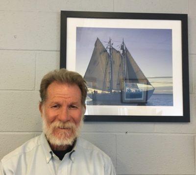 Maine Maritime Academy instructor Captain Richard F. Miller