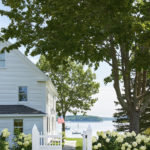One of the beautiful homes in Castine. Photo by Loi Thai.